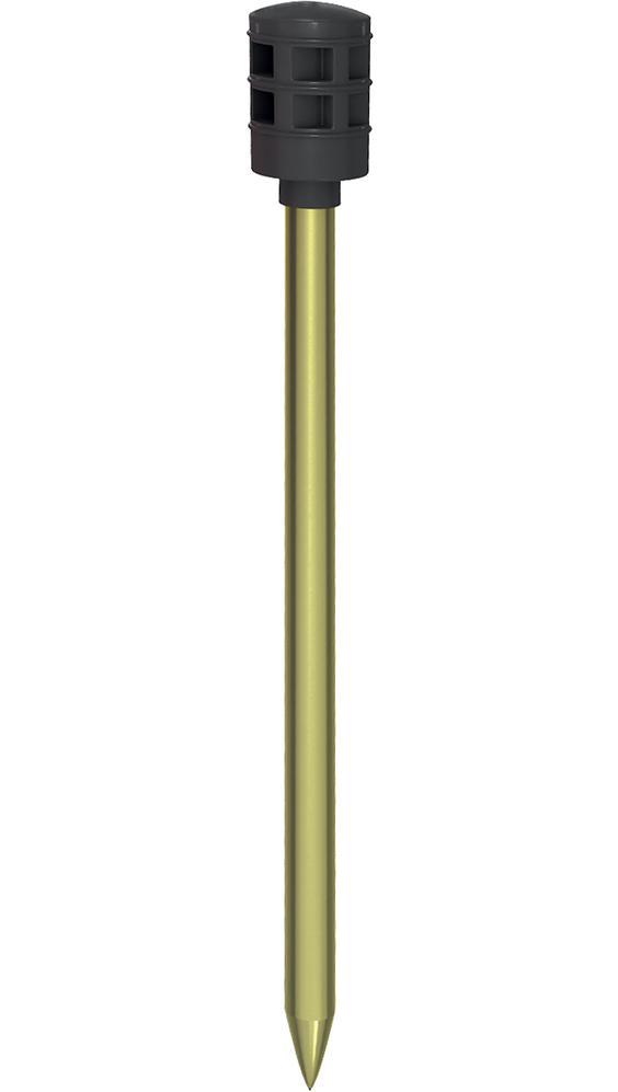 Стена 1MH. Полимерный тарельчатый дюбель и забивной распорный элемент с высокоэффективной термоизоляционной головкой